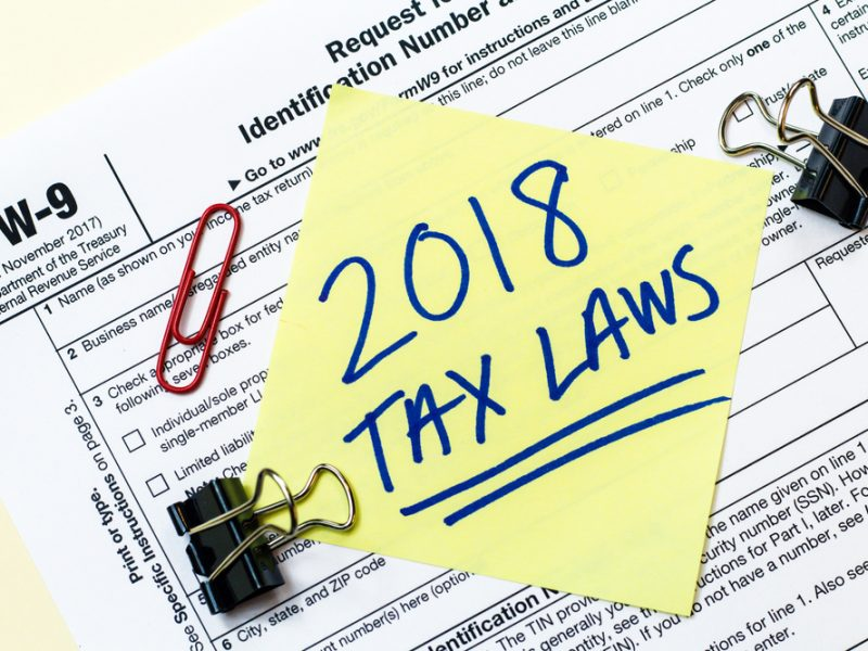 How the New Tax Law Is Different From Previous Policies